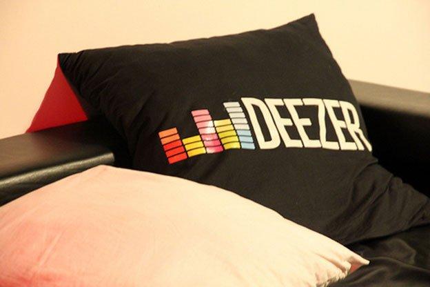 Deezer, écoute musicale gratuite