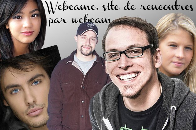 Webcamo, site de rencontres par webcam