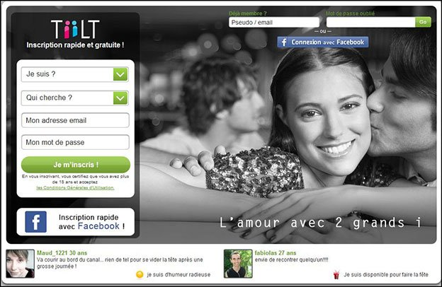 sites de rencontre tiilt Angers