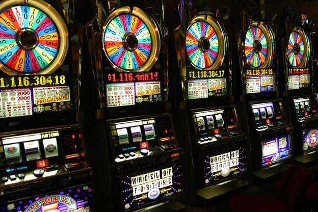 machines de jeux d'argent