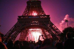 Soirée nouvel an Paris