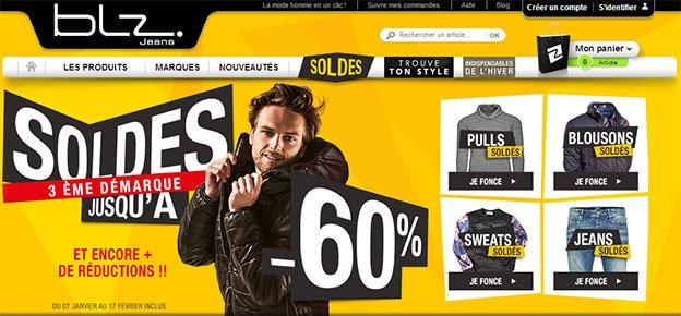 Site BLZ Jeans