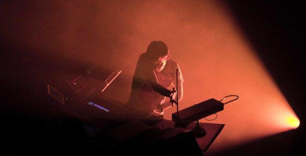 musique électronique avec Rone2