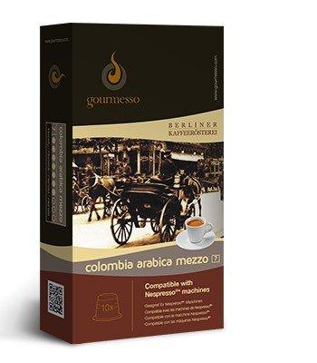 Dosette expresso Colombia Arabica Mezzo
