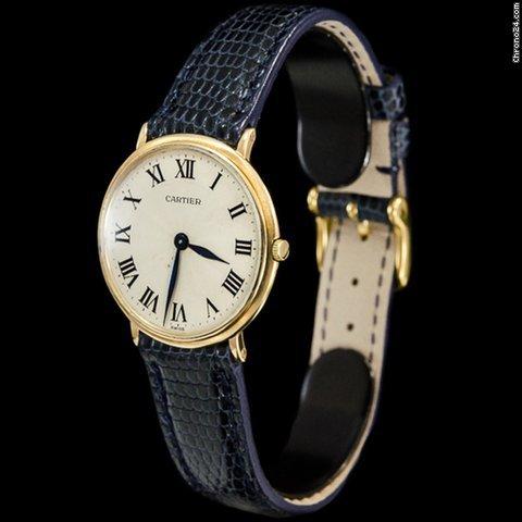 Montre femme Cartier vintage
