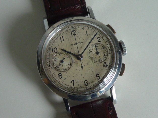 Longines Vintage Longines Chronograph Mvmt 13ZN Mecanique