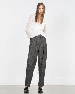 pantalon uniforme femme
