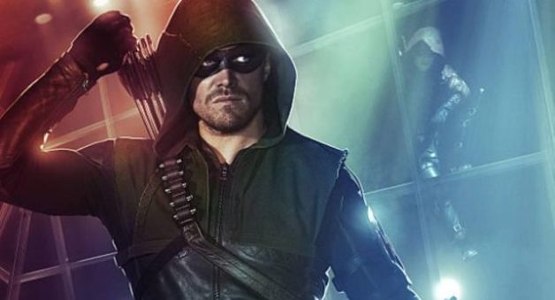 Arrow du série Legends of Tomorrow