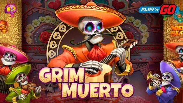 Fêtez le Mexique avec Grim Muerto