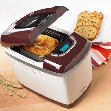 Le plaisir de faire son pain soi m me - Machine a pain boulanger ...