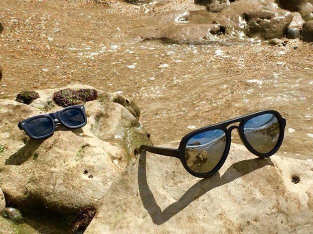 lunettes en bois ShinyWood