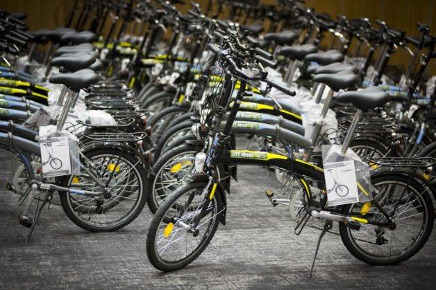 Green On : vélo pour entreprise