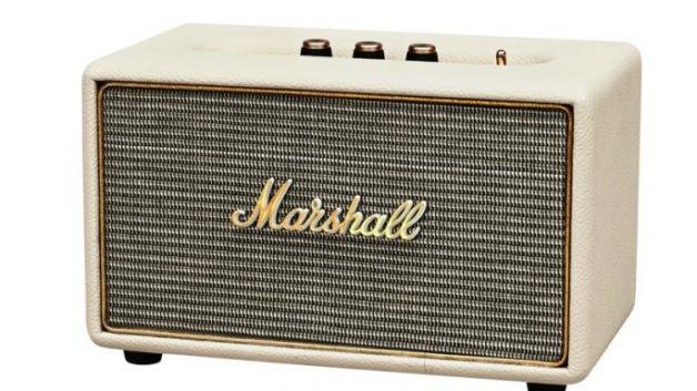 Enceinte Bluetooth Marshall Acton