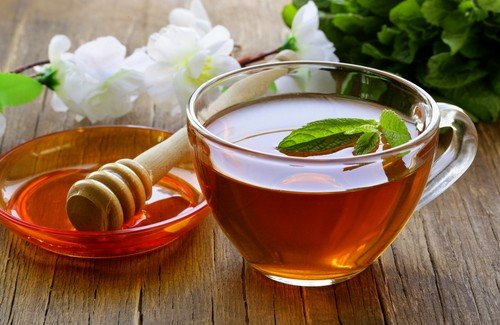 Du thé au miel