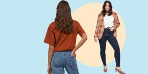 Conseils et astuces pour bien choisir son jean selon sa morphologie