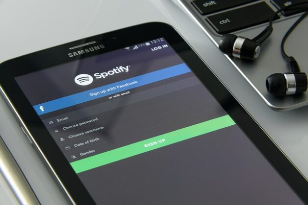 Spotify, la plateforme de streaming musical