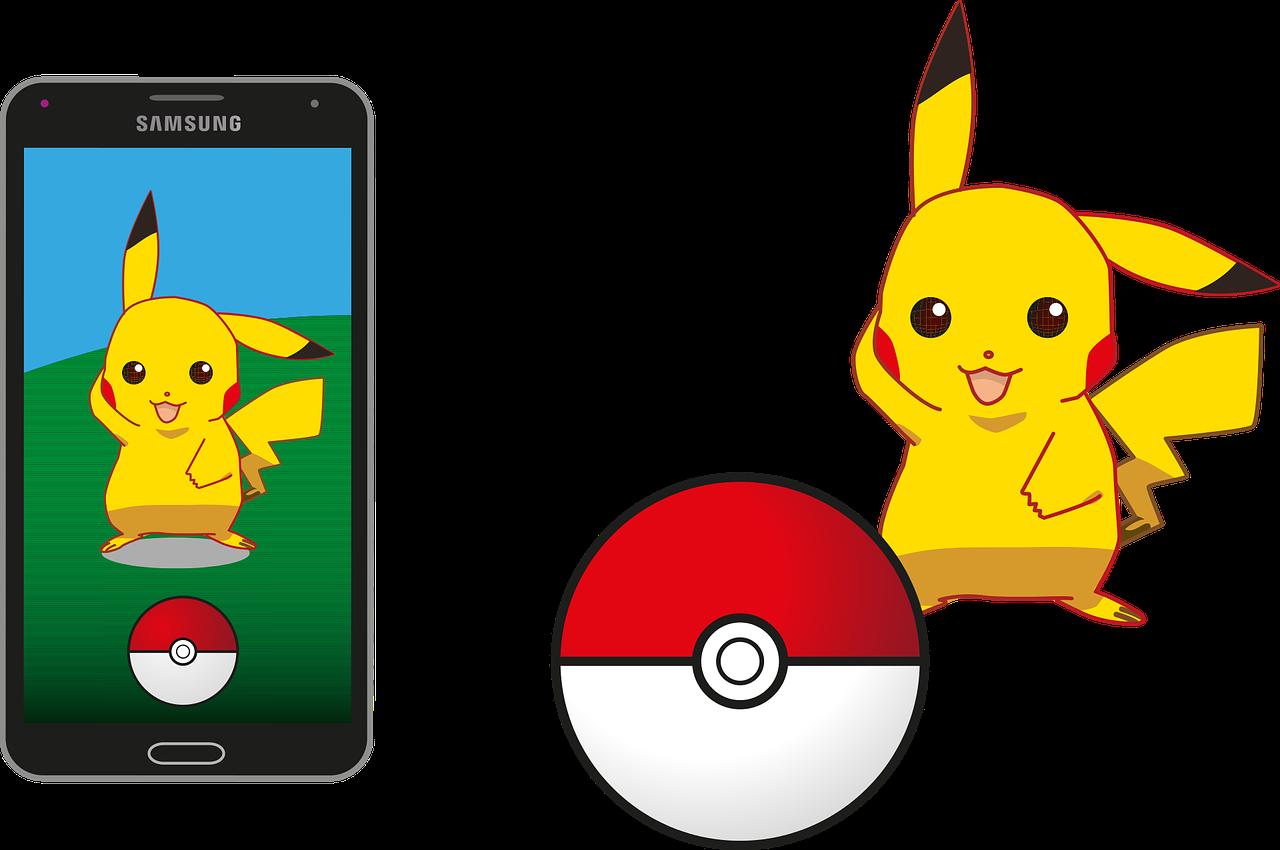 Pokémon android