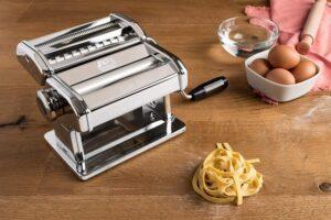 J'ai acheté une machine à pâte manuelle (et je l'adore !)