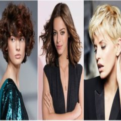 Les nouvelles coupes de cheveux tendances pour 2018